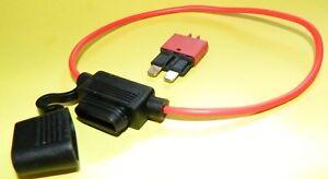 KFZ-Sicherungshalter ATC ATO 16AWG für KfZ Flachsicherung Standard DHL DE