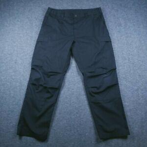 Vertx Men's Tactical RipStop Pants 36X30 Black Stretch