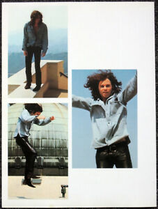 THE DOORS POSTER PAGE . JIM MORRISON . H43