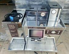 Thermoplan Bunn Bw3 Bw3 Ctmc Us Bean To Cup Automatic Coffee Machine Milk Fridge