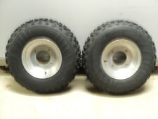 Honda TRX 400 EX Sportrax #A241 Front Wheels & Tires (A)