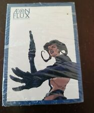 Aeon Flux - Anarchic - Exclusive Collectors Cards - Set Of 4 Wrapped - Liquid Tv