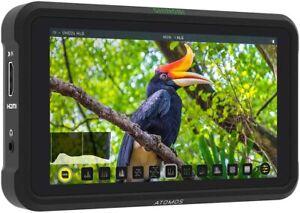 "Atomos Shinobi 5.2"" 4K HDMI Monitor Bundle New!!!"