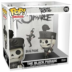 MY CHEMICAL ROMANCE THE BLACK PARADE FUNKO POP ALBUMS ROCKS #05 PRE ORDER