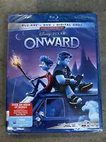 ONWARD (BLU-RAY+DVD+DIGITAL) NEW NO SLIP