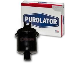 Purolator Fuel Filter for 1994-1997 Honda Accord - Gas Line Gasoline zb