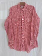 1950s style H bar C western shirt