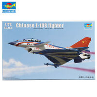 1/72 Trumpeter 01644 J-10S Chinese Fighter Model Kit