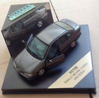 Vitesse V075B Renault R4 Megane classic Grey die cast model road car 1:43rd