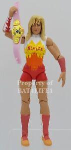 WWE Elite Walmart Flashback Alundra Blaze LOOSE- NEW!! FREE S/H!!!