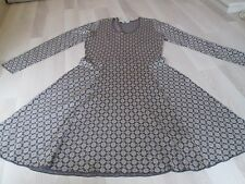 BODEN WOW WOW KNITTED SKATER DRESS SIZE 12R