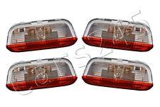 Genuine Interior Door Panel Warning Lights 4pcs Fits VW Passat SKODA SEAT 05-14