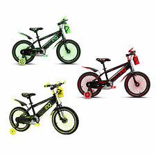 "2017 16"" Girl's / Boy's BMX Bike Outdoor Riding Toys - With Safe Riding Gear"