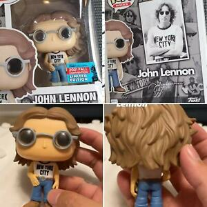 John Lennon Funko Pop! **NYCC2021 PRE-ORDER**