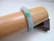 100% Natural Type A Jadeite Jade Bangle C00236