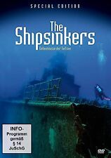The Shipsinkers Geheimnisse der Tiefsee (Special Edition) Die DVD ist  Neu & OVP
