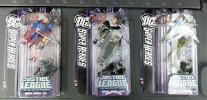 Justice League Unlimited Figure Lot