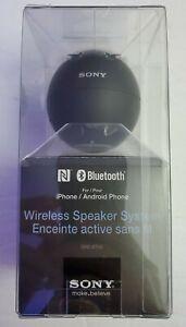 Sony SRS-BTV5/BC1 - Bluetooth Wireless Portable Speaker Black.