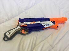 Nerf barrel break IX-2 blaster gun used outdoor toy