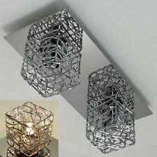 Trio Design Deckenleuchte Wandleuchte Deckenlampe Wandlampe Balken Leuchte 2x G9