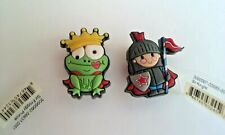 Authentic Disney Sir Knight and Sir Froggy Prince  NWT