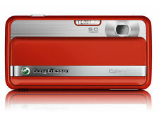 Sony Ericsson C903 CyberShot Rot (Ohne Simlock) 3G 4BAND 5MP RADIO SEHR GUT