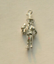 Leprechaun with Tankard sterling silver charm ( code 245 )