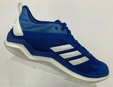 Adidas Speed Trainer 4 Blue Baseball Running Athletic Shoes CG5139 Size 11.5