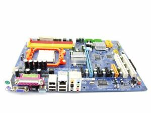 Gigabyte GA-MA69G-S3H ATX Desktop PC Computer Motherboard AMD Socket/Socket AM2