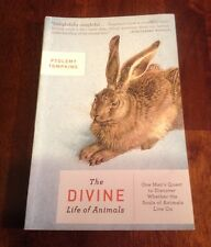 THE DIVINE LIFE OF ANIMALS  by Ptolemy Tompkins, Good Condition - Minor Flaws