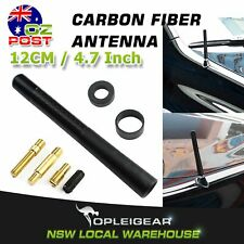 Stubby Antenna Carbon Fiber Aerial Auto Signal Extend For Ford Ranger PX 2011-on