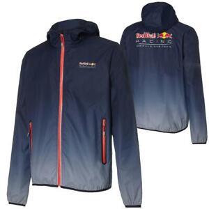 Red Bull Racing Herren Windbreaker Formel 1 Jacke F1 Windjacke