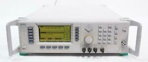 Anritsu 68369A/NV 68367C 10 MHz to 40 GHz Synthesized Signal Generator