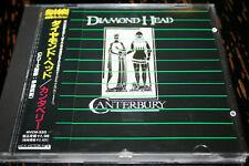 DIAMOND HEAD Canterbury !!! MCA REC RARE NWOBHM MUSSSS