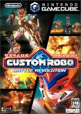 Custom Robo Battle Revolution Free Shipping with Tracking number New from Japan