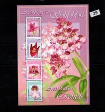 / AZERBAIJAN - MNH - NATURE - FLORA - FLOWERS - ORCHIDS
