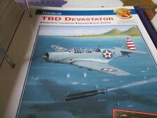 Fliegen 12: Karte 26 Douglas TBD Devastator