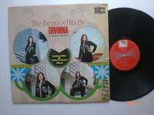 "ERVINNA 12"" LP The Beatles Hits WHITE CLOUD Label EALP-157L Singapore"