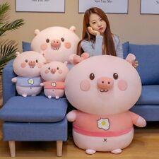 Kawaii Cartoon Pig Plush Doll Soft Animal Stuffed Pillow Fat Piggy Plush Toys