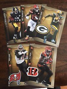 WR Lot 2019 NFL Fathead Tradeable JuJu,Odell Beckham Jr,DavAdams,AJ Green,Evans