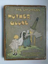 The Children's Mother Goose, William Donahey, Teenie Weenies Author, 1921