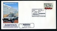 Ford Motor Company Limited 1,000,000th Escort-First Day Cover - 13th OCT 1982