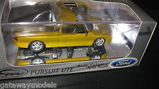CLASSIC CARLECTABLES 1/43  FORD FALCON BA FPV PURSUIT UTE  ACID RUSH  #43591
