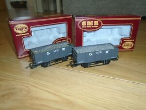 Pair of Airfix GWR Wagons for Hornby OO Sets