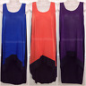 Womens High Low Dress Solid Sundress Casual Plus Sleeveless Black Summer Spring