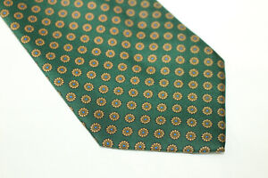 ST.GEORGE Silk tie Made in Italy F12297