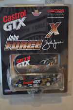 Action 1:64 NHRA John Force 10x Mustang Castrol Champion
