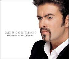 GEORGE MICHAEL (2 CD) LADIES & GENTLEMEN : THE BEST OF ~ GREATEST HITS *NEW*
