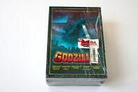 GODZILLA - THE ULTIMATE COLLECTION 5 DVD BOX SET (2002, CLASSIC MEDIA, SONY) NEW