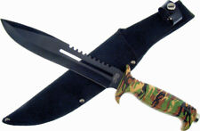 Frost Cutlery Fixed Blade Knife New Jungle Fever IV Bowie 18-431CA
